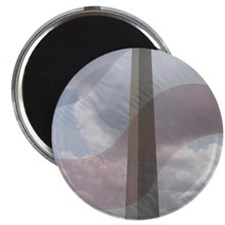 Monument in Washington DC Magnet