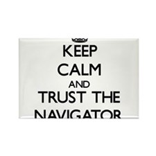 Keep Calm and Trust the Navigator Magnets
