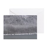 Row of Snow Greeting Cards (Pk of 10)