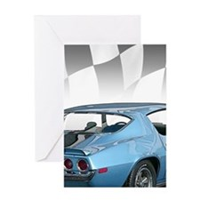 Camaro Z/28 Greeting Cards