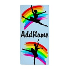 Dance Recital Beach Towel
