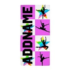 Dance Team Beach Towel