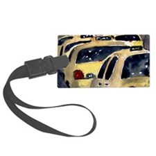 New York City Taxi Luggage Tag