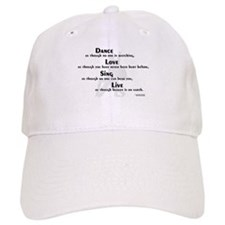 Dance as if... Baseball Cap