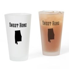 Sweet Home Drinking Glass