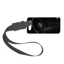 Ring Around The Asteroid Luggage Tag
