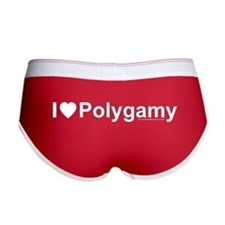 Polygamy Women's Boy Brief