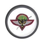 SW Africa Parachute Battalion Wall Clock