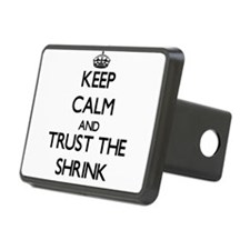 Keep Calm and Trust the Shrink Hitch Cover