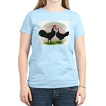 Whitefaced Spanish Chickens2 Women's Light T-Shirt