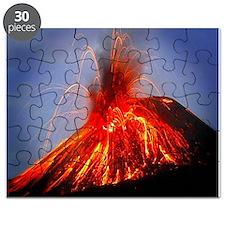 Krakatoa Volcano, Hawaii Puzzle