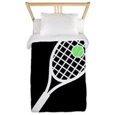 Tennis Racket Twin Duvet