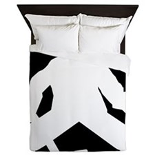 Hockey Goalie Queen Duvet