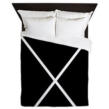Hockey Sticks Queen Duvet