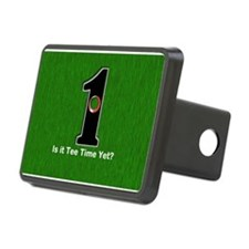 Customized Lucky Golf Hole Hitch Cover