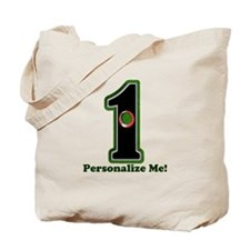 Customized Lucky Golf Hole in One Tote Bag