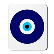 Evil Eye Charm  Mousepad