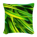 Grass Woven Throw Pillow