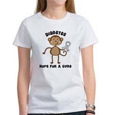 Diabetes Hope For A Cure Tee