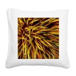 Grass Square Canvas Pillow