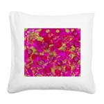 Painting Square Canvas Pillow