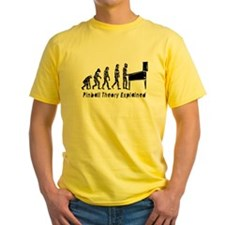 Yellow Shirt - You Have Been Warned
