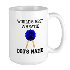 Worlds Best Wheatie (Custom) Mugs