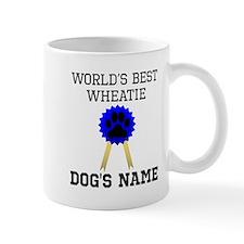 Worlds Best Wheatie (Custom) Mugs