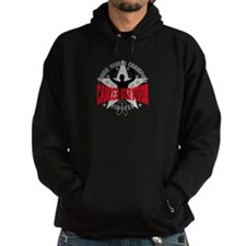 Skin Cancer Tough Survivor Hoodie