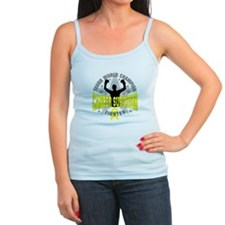 Sarcoma Cancer Tough Survivor Tank Top