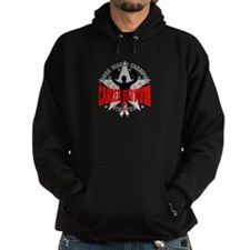 Oral Cancer Tough Survivor Hoodie