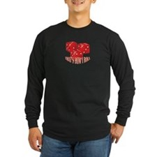 2-dice.png Long Sleeve T-Shirt