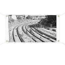 London Track  Banner