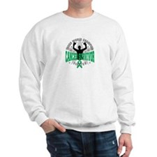 Liver Cancer Tough Survivor Sweatshirt
