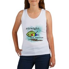 Straight But Not Narrow Tank Top