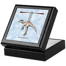 Velocicopter Keepsake Box