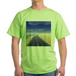 Fine Day Green T-Shirt