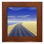 Fine Day Framed Tile