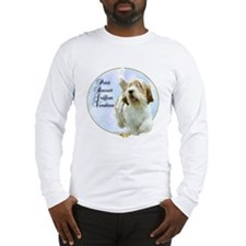 PBGV Portrait Long Sleeve T-Shirt