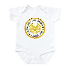 Continental Air Laos Infant Bodysuit