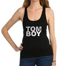 Tom Boy Racerback Tank Top