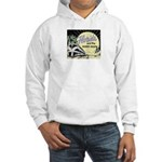 Sunny Florida Hooded Sweatshirt
