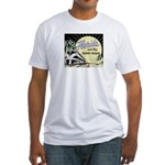 Sunny Florida Fitted T-Shirt