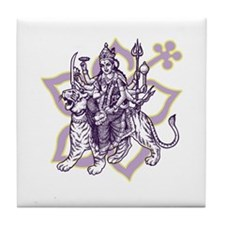 Durga Tile Coaster