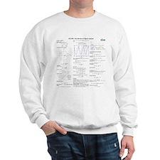 "ECE 201 ""Cheat"" Shirt Sweatshirt"