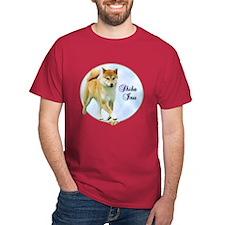 Shiba Portrait T-Shirt