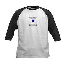 Worlds Best Greyhound (Custom) Baseball Jersey