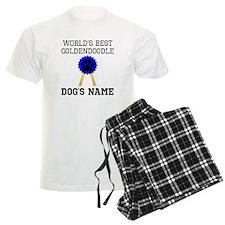 Worlds Best Goldendoodle (Custom) Pajamas