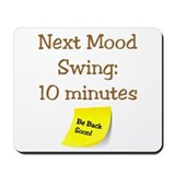 Scott Designs Mood Swings Mousepad