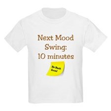 Scott Designs Mood Swings T-Shirt